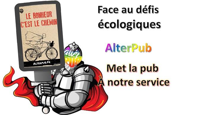La Pub à Notre service'''