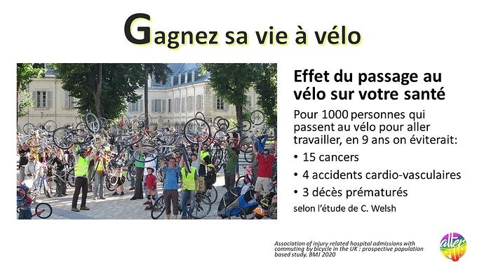 Gagner sa vie à vélo
